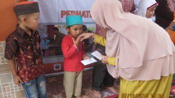 Bantu Wujudkan Yatim Indonesia Berprestasi